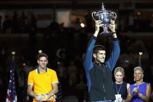 Giải quần vợt Mỹ mở rộng 2019 tăng tiền thưởng lên mức kỷ lục