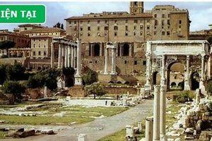 Bí ẩn về kiến trúc hơn 2.000 năm tuổi của người La Mã