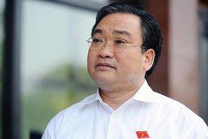 Bí thư Hà Nội nói về công tác nhân sự đại hội Đảng
