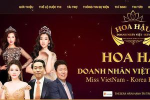 Đêm Gala Gặp gỡ Hoa hậu và doanh nhân Việt - Hàn