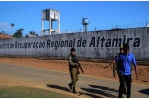 Đốt phá, tàn sát và những thi thể bị chặt đầu trong vụ bạo loạn khủng khiếp ở nhà tù Brazil