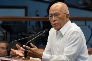 Bộ trưởng Quốc phòng Philippines: Trung Quốc 'nói một đằng làm một nẻo' về vấn đề Biển Đông