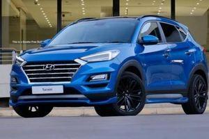 Hyundai Tucson Sport 2020 chính thức trình làng tại Nam Phi, giá từ 993 triệu VNĐ