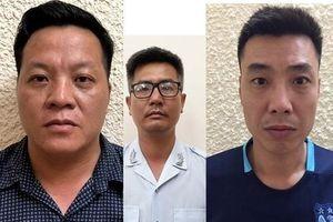 Khởi tố nhóm đối tượng giả danh phóng viên gây ra gần 20 vụ cưỡng đoạt tài sản