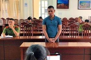 Phạt tù kẻ hành hung cán bộ Công an