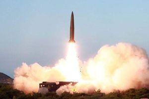 Nhật Bản xác định Triều Tiên đã phóng tên lửa đạn đạo tầm ngắn