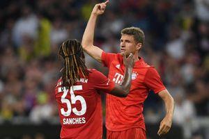 Hạ Fenerbahce 6-1, Bayern 'đại chiến' Tottenham ở chung kết