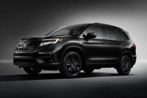 Honda Pilot 2020 ra mắt phiên bản Black Edition có giá 50.000 USD