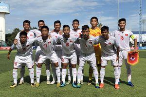 U15 Việt Nam có chiến thắng thứ 2 tại Giải U15 Đông Nam Á 2019