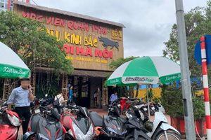 Nhà hàng Mộc Viên Quán 'mọc' trên đất giải tỏa, phường Dịch Vọng Hậu có bất lực?