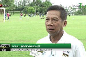Người sát cánh cùng Kiatisak sẽ 'chỉ huy' tuyển Thái Lan đón tiếp Việt Nam