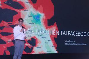 Facebook và Đà Nẵng hợp tác để ứng phó thiên tai.