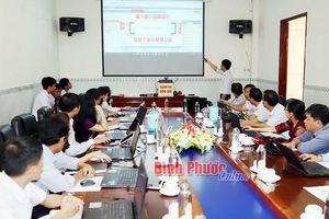 Mô hình 'Phòng họp không giấy' chính thức được VNPT triển khai tại Bình Phước