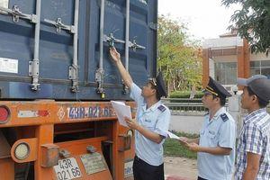 Hải quan Quảng Trị thu ngân sách tăng hơn 107 tỷ đồng