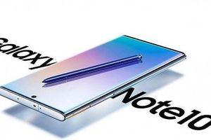 Galaxy Note 10 sẽ có phiên bản Rose mới
