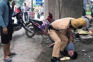 Cảnh sát giao thông và cuộc chiến trên những cung đường