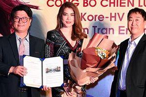 Trương Ngọc Ánh đại diện Việt Nam tham dự Lễ trao giải Seoul International Drama Award 2019