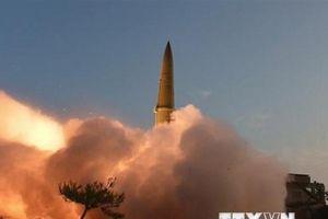 Hàn Quốc quan ngại 'sâu sắc' về vụ phóng tên lửa của Triều Tiên