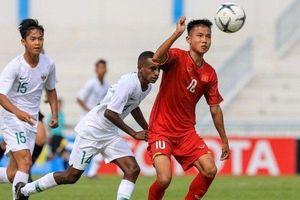 Kỳ tích bất ngờ ở phút cuối, U15 Việt Nam chiến thắng ngoạn mục trước Singapore