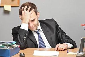 5 bước giải quyết khi mắc sai lầm trong công việc