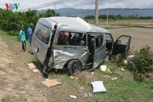 Hiện trường vụ tai nạn đường sắt làm 3 người chết ở Bình Thuận