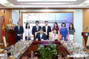 Đài Tiếng nói Việt Nam ký kết hợp tác với KansaiTV Nhật Bản