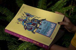 Tranh dân gian Đông Hồ: 'Màu dân tộc sáng bừng trên giấy điệp'