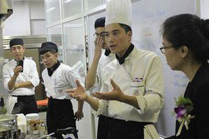 Hà Nội có thêm cơ sở đào tạo hàng đầu về nghề du lịch, khách sạn