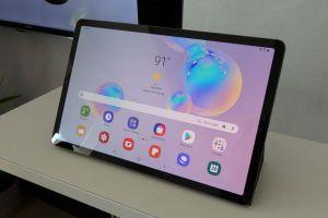 Samsung ra mắt Galaxy Tab S6 cao cấp cạnh tranh với iPad Pro