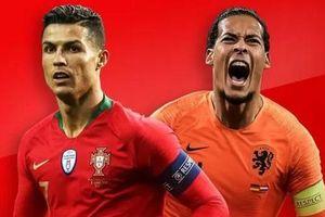 Ronaldo sẽ thắng Van Dijk trong cuộc đua FIFA The Best?