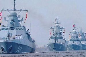 Hải quân Nga mạnh nhất thế giới?