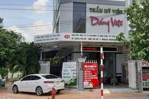 Thẩm mỹ viện Dáng Việt: Quảng cáo vống rồi 'bán' khách đi?
