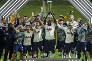 Thắng luân lưu, Tottenham vô địch Audi Cup trên sân của Bayern