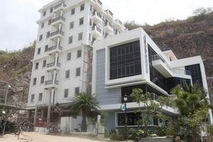 Khánh Hòa: Buộc tháo dỡ hàng loạt biệt thự sai phạm