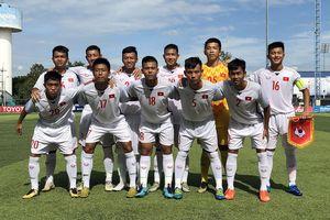 U15 Việt Nam tiếp tục hy vọng vào bán kết
