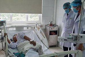 6 bệnh nhân có biểu hiện sốc, tạm dừng hệ thống chạy thận