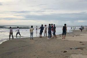 Đà Nẵng: Tìm thấy thi thể nam sinh lớp 11 bị đuối nước khi đang tắm biển