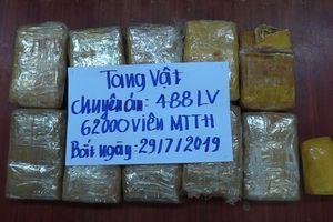 Bí thư Tỉnh ủy Hà Tĩnh gửi thư khen BĐBP Hà Tĩnh triệt phá đường dây vận chuyển ma túy lớn