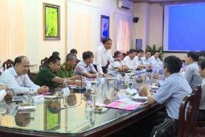 Chủ tịch UBND tỉnh Đồng Tháp kiến nghị Trung ương hỗ trợ khắc phục sạt lở