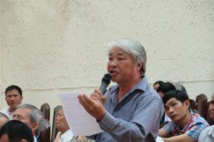 Ông Nguyễn Thành Phong tiếp người dân tố cáo liên quan Khu công nghệ cao