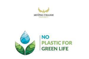 Mường Thanh triển khai chiến dịch nói không với đồ nhựa