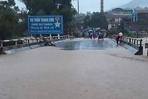Phú Thọ ban hành công văn hỏa tốc ứng phó với bão số 3