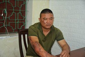 Lời khai của kẻ đổ 10 lít xăng đốt cả nhà người tình vì mâu thuẫn ở Nghệ An