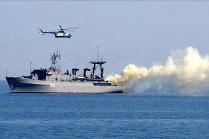Hải quân và Hàng không vũ trụ Nga tập trận quy mô lớn ở Biển Baltic