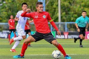 Sốc khi đối thủ của U15 Việt Nam dùng cầu thủ 22 tuổi