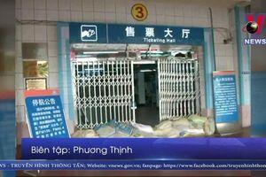 Bão Wipha đổ bộ Trung Quốc gây mưa lớn