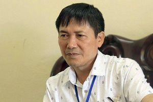 Chủ tịch xã có đất rừng bị 'xẻ thịt' nhiều nhất huyện Sóc Sơn xin thôi chức