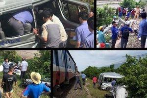 Điểm danh hàng loạt vụ tai nạn đường sắt nghiêm trọng trong tháng 7