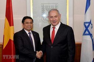 Đồng chí Phạm Minh Chính, Ủy viên Bộ Chính trị, Bí thư Trung ương Đảng, Trưởng Ban Tổ chức Trung ương kết thúc tốt đẹp chuyến thăm và làm việc tại I-xra-en và Cộng hòa Nam Phi