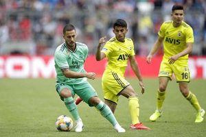 Benzema lập hat-trick, Real có trận thắng giải tỏa
